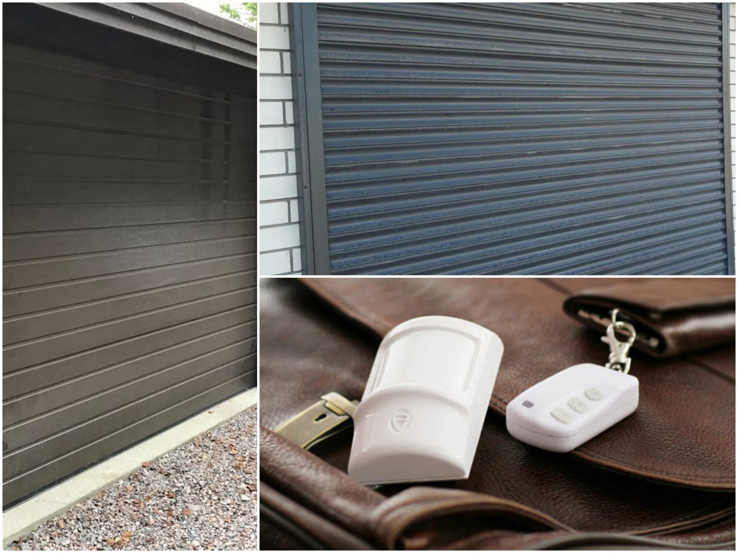 Защита гаража из металла имеет свои нюансы