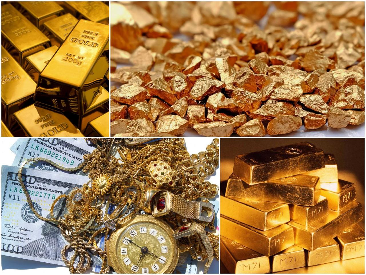 Кто принимает золото