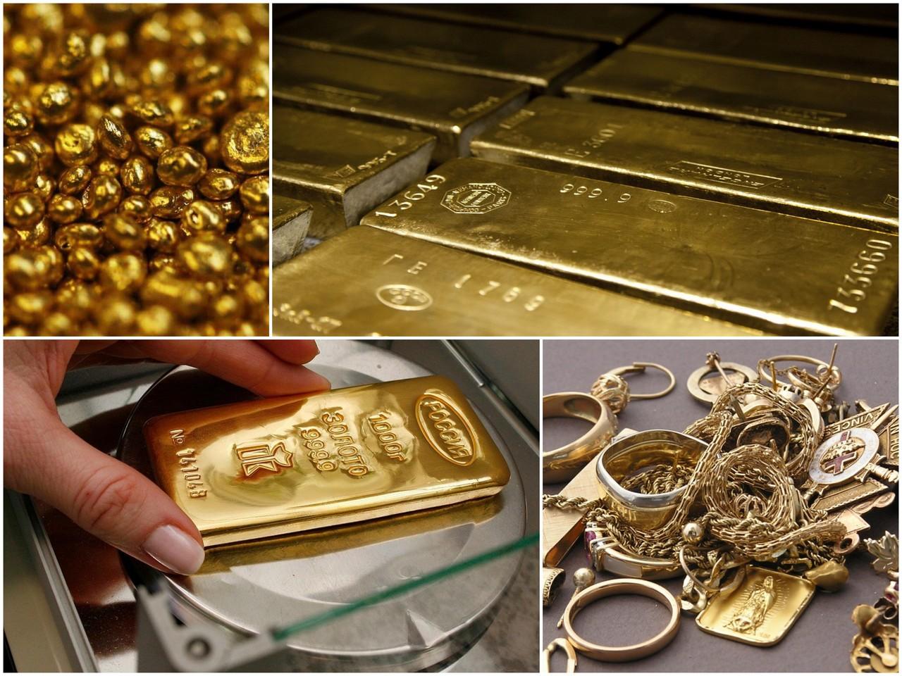 Можно ли выгодно сдать золото