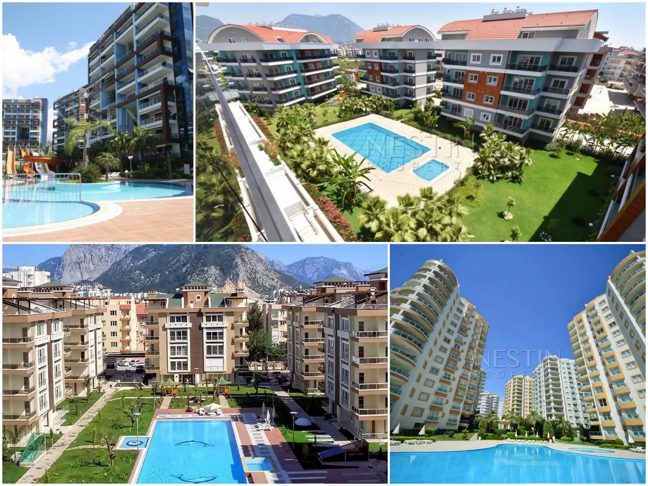 Почему следует покупать турецкую недвижимость с Nestin Property
