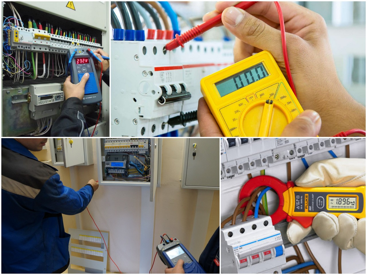 Услуги, оказываемые электролабораторией