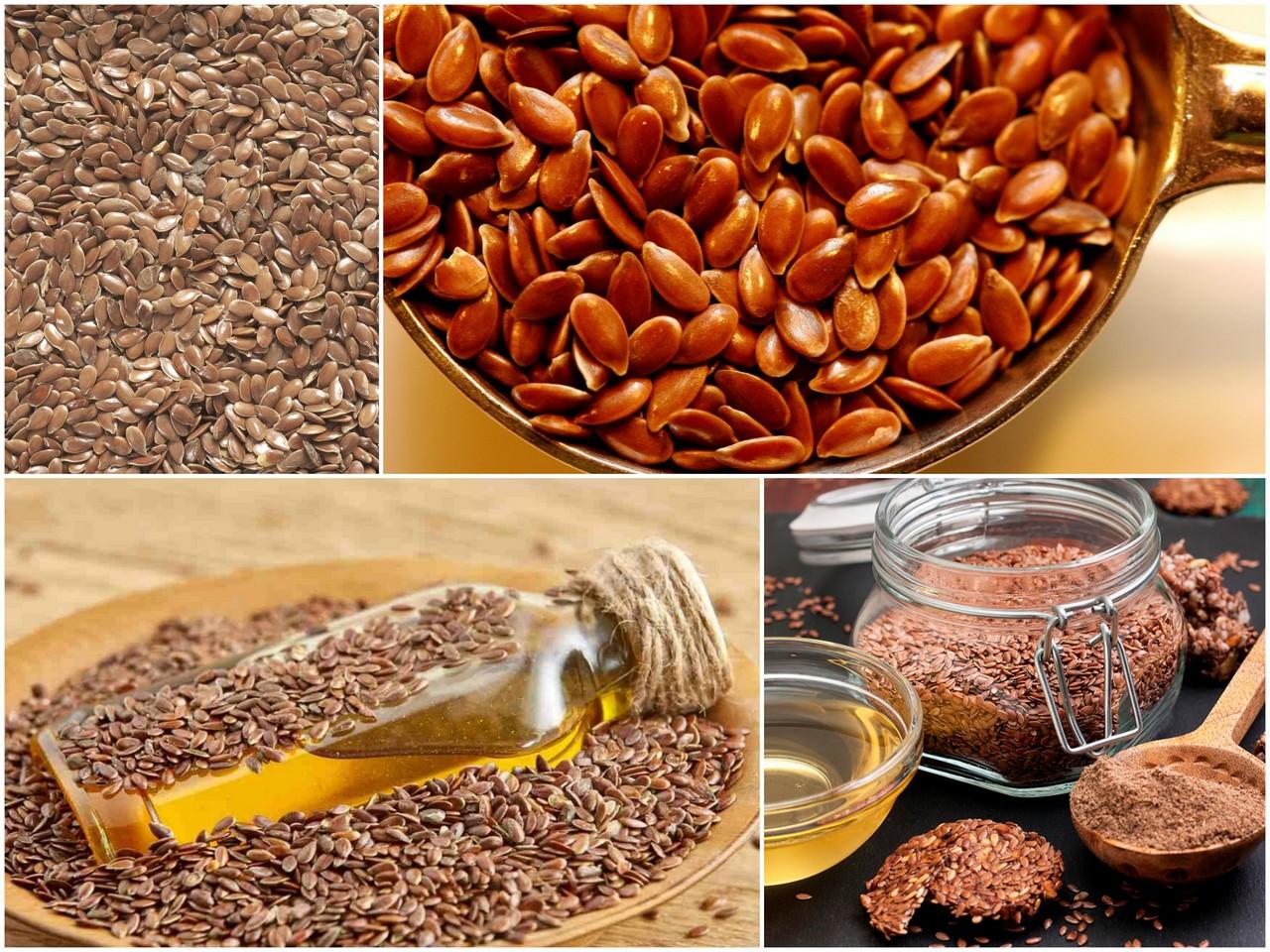 9 причин, чтобы включить семена льна в свой рацион