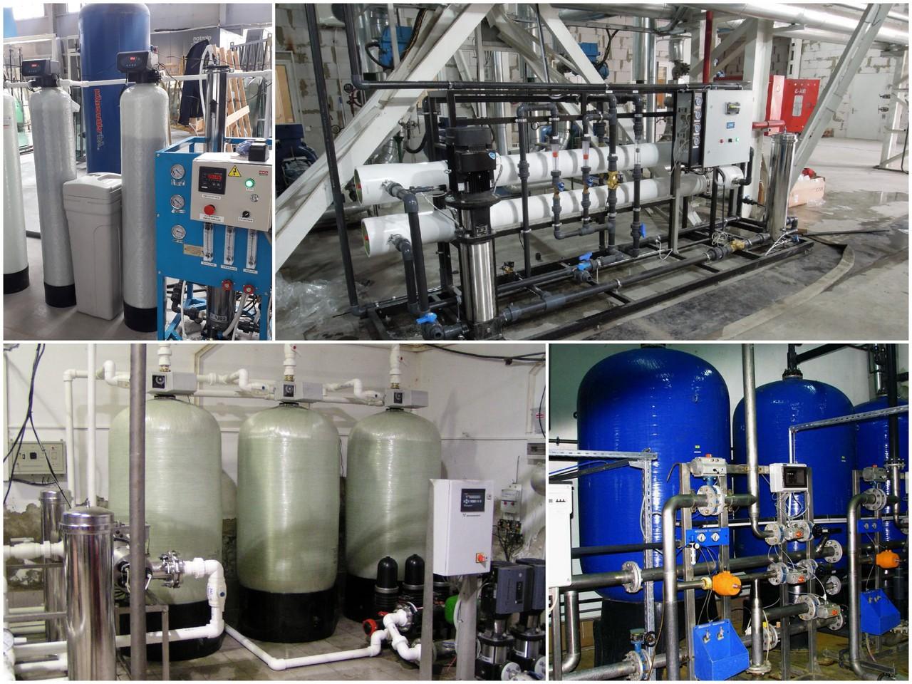 Как используют фильтры для очистки воды