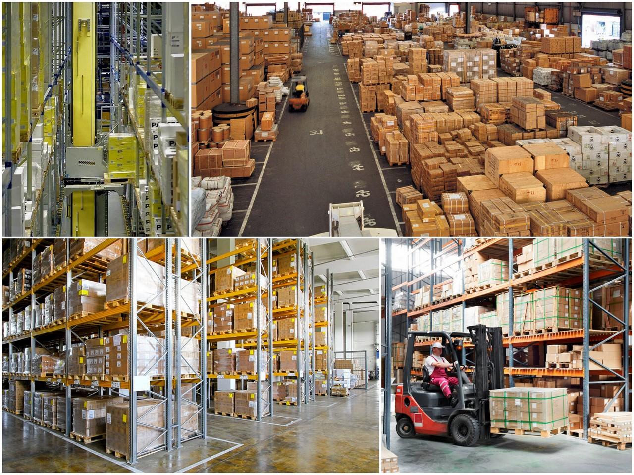 Как организовать обработку грузов на складе