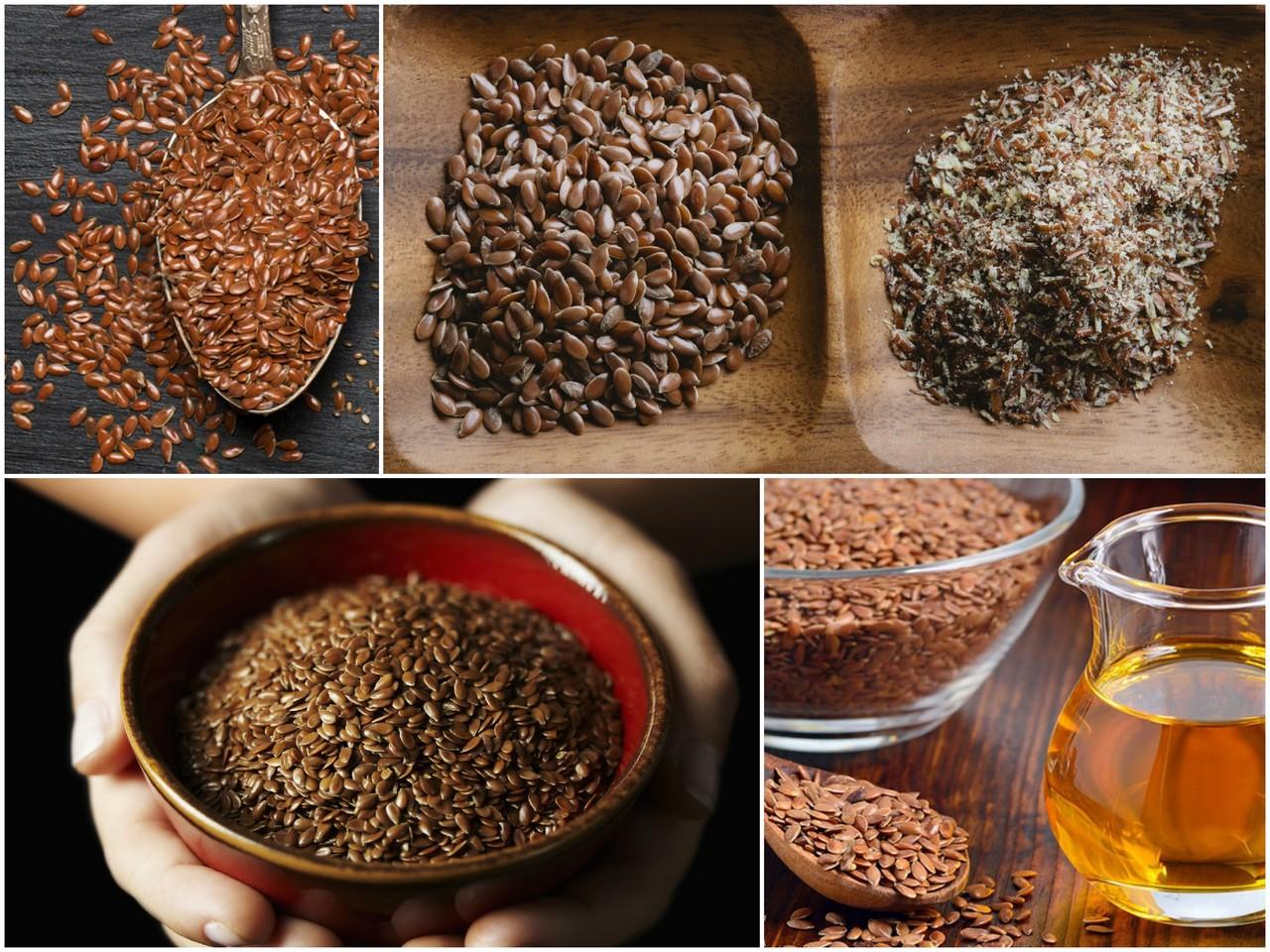 Как сделать употребление семян льна не только полезным, но и приятным