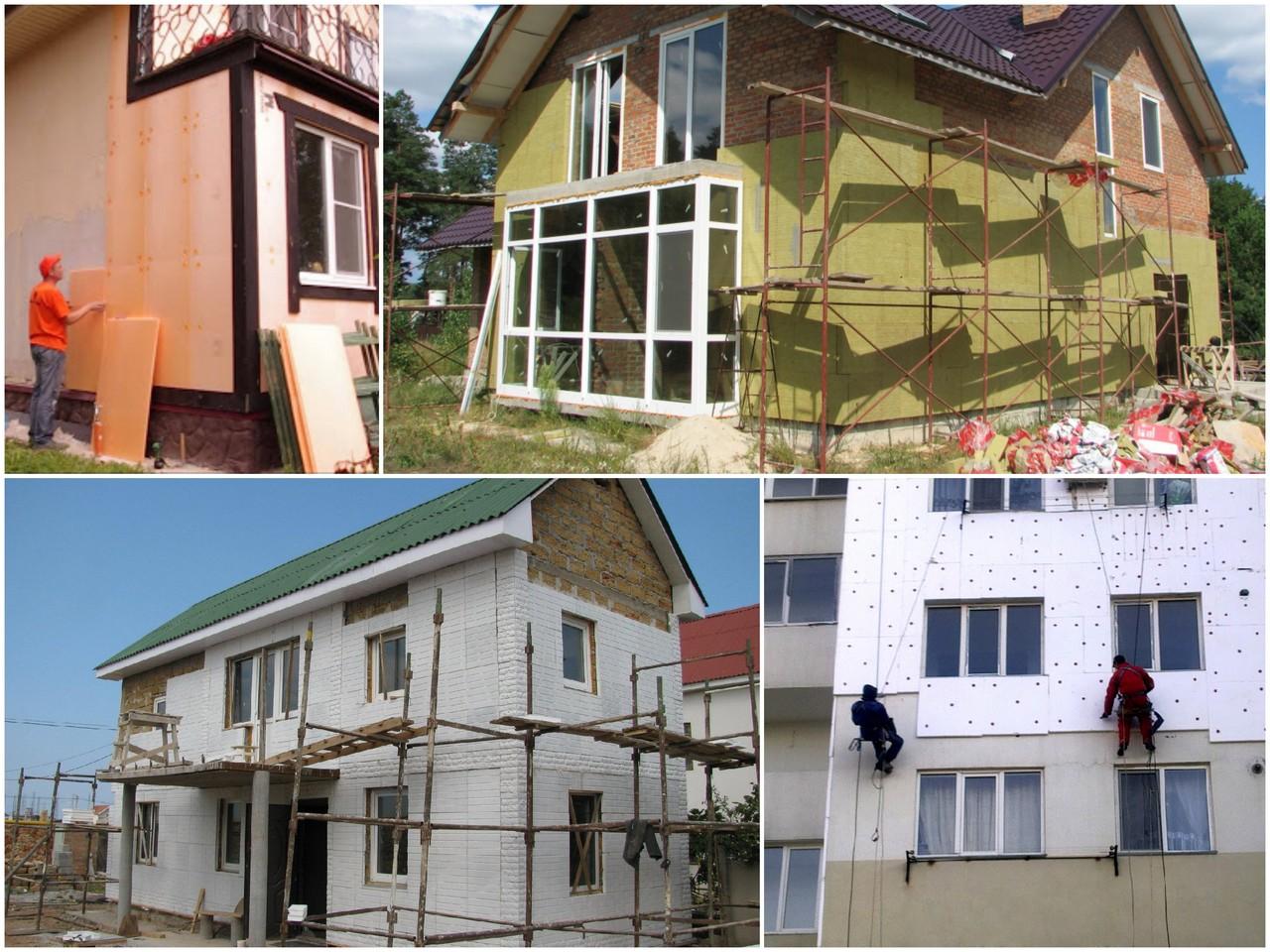 Основные преимущества внешнего утепления фасада