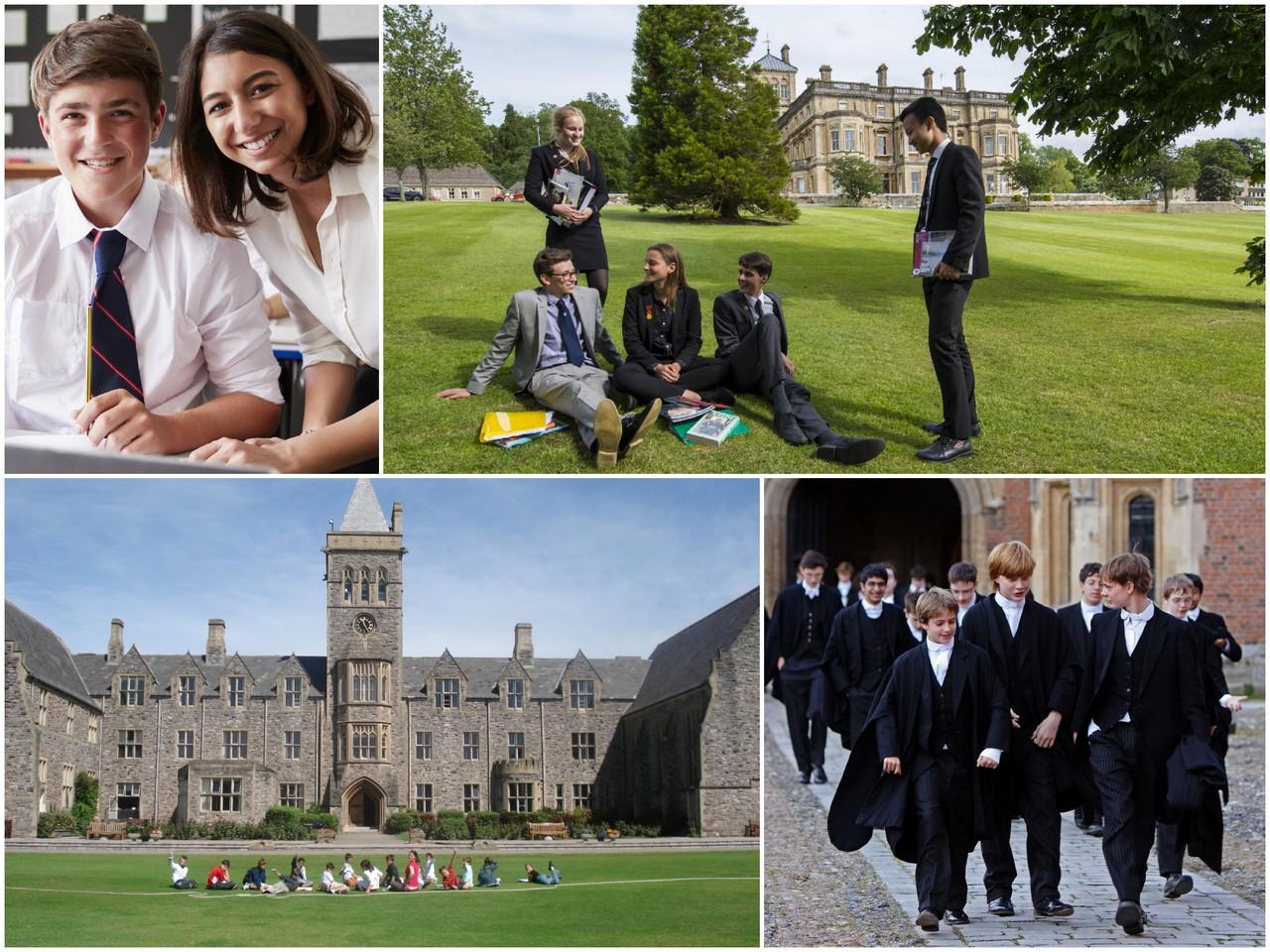 Плюсы обучения в частных школах Англии