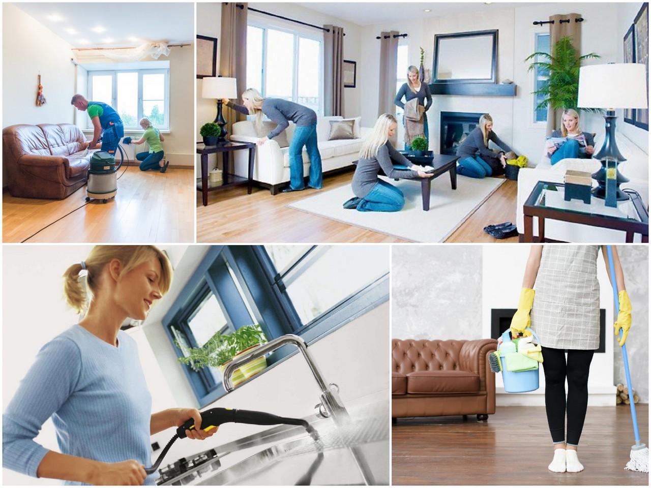откладывание большой уборки квартиры до весны