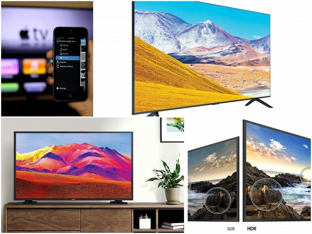 Чем хорош телевизор Samsung UE43TU7100UXUA