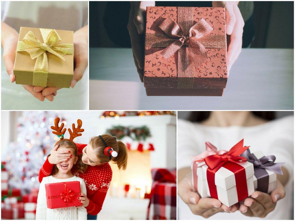 Дарить подарки - это радость для всех