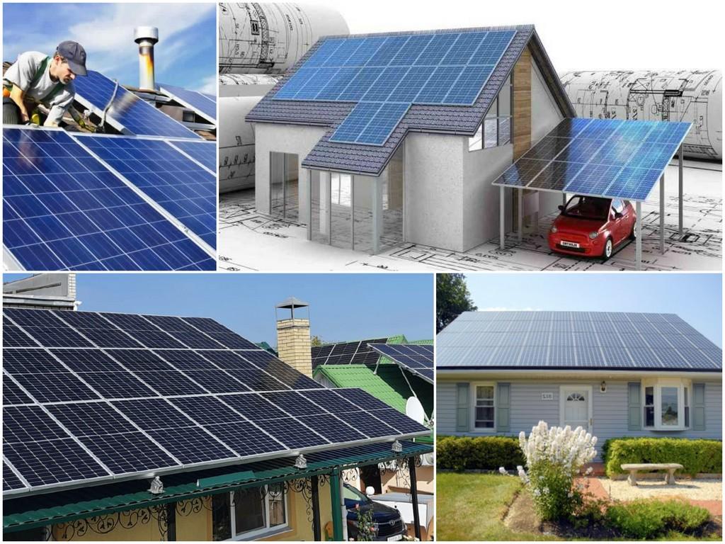 Как выбирать комплект солнечных батарей по цене