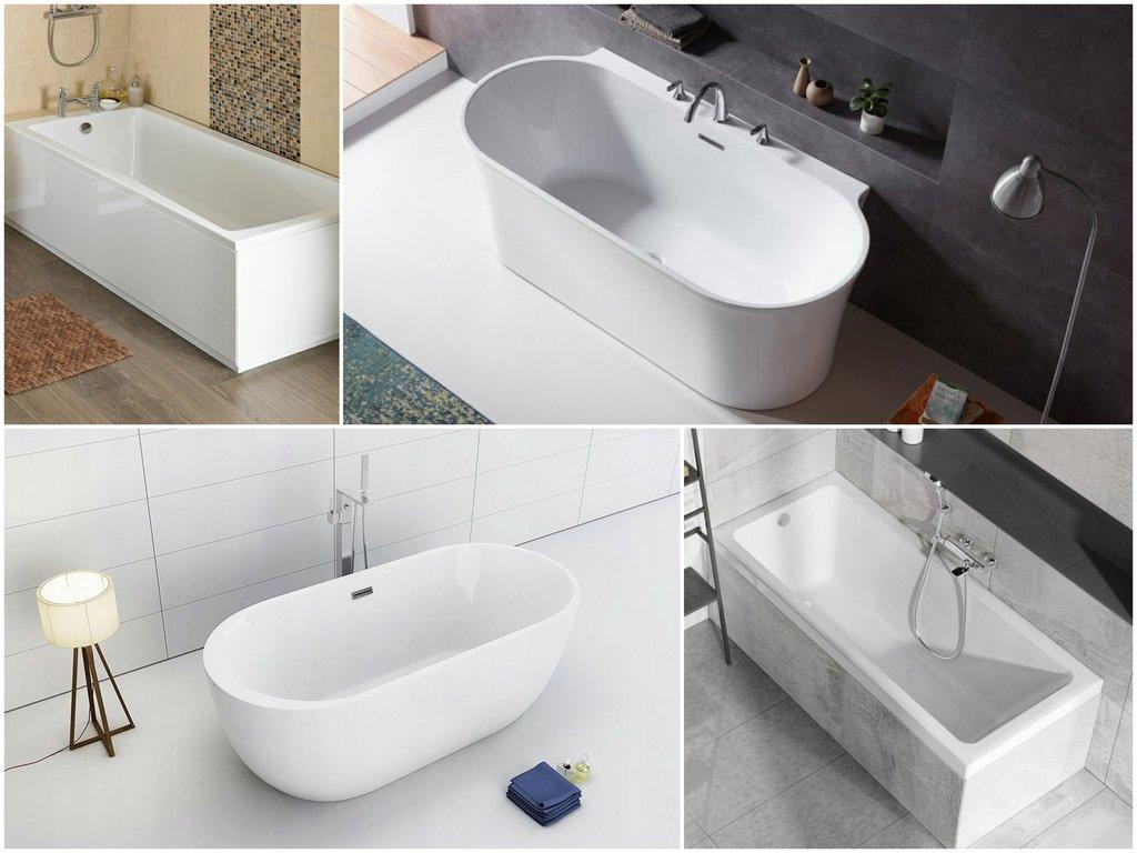 Минусы акриловой ванны
