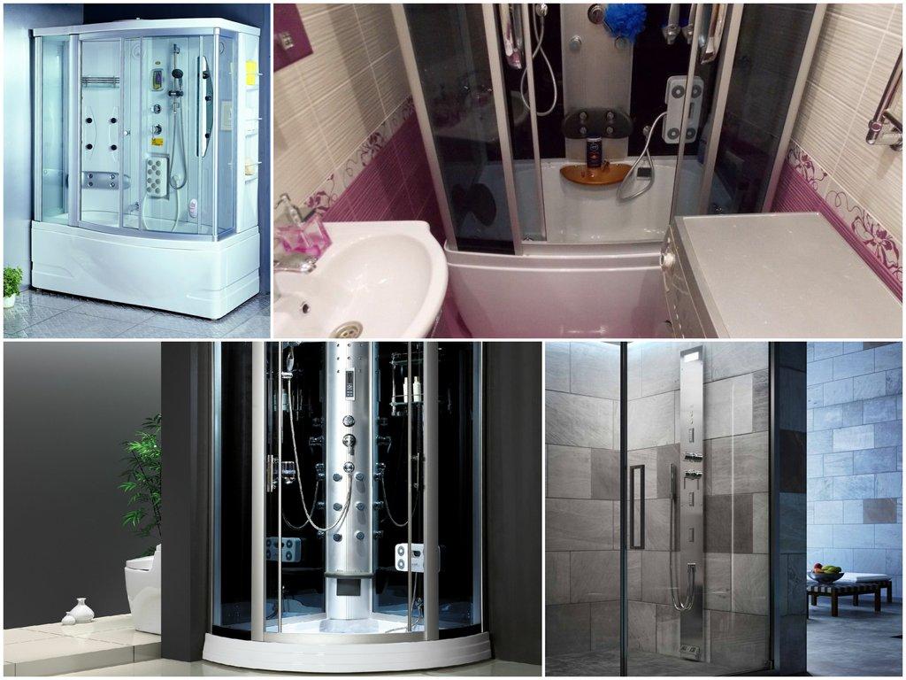 Выбираем гидробокс для ванной комнаты