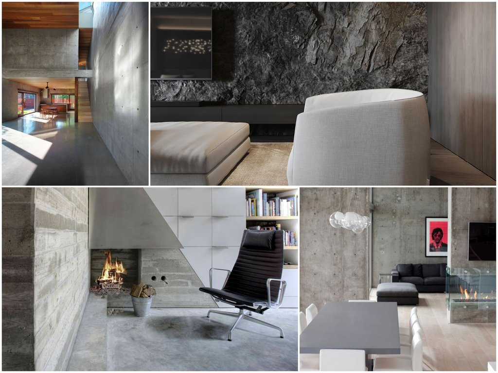 Архитектурный бетон - что это такое