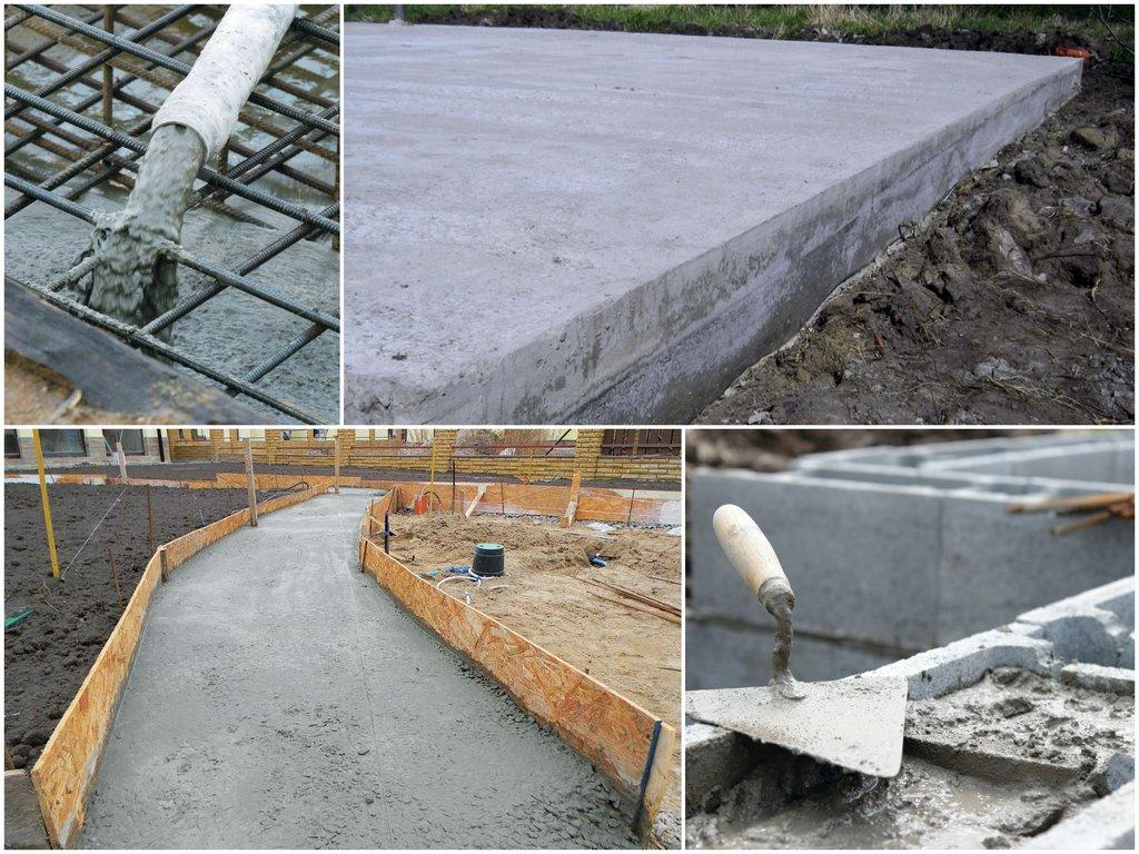 Что представляет собой бетон