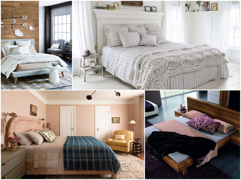 Какая нужна кровать для спальни