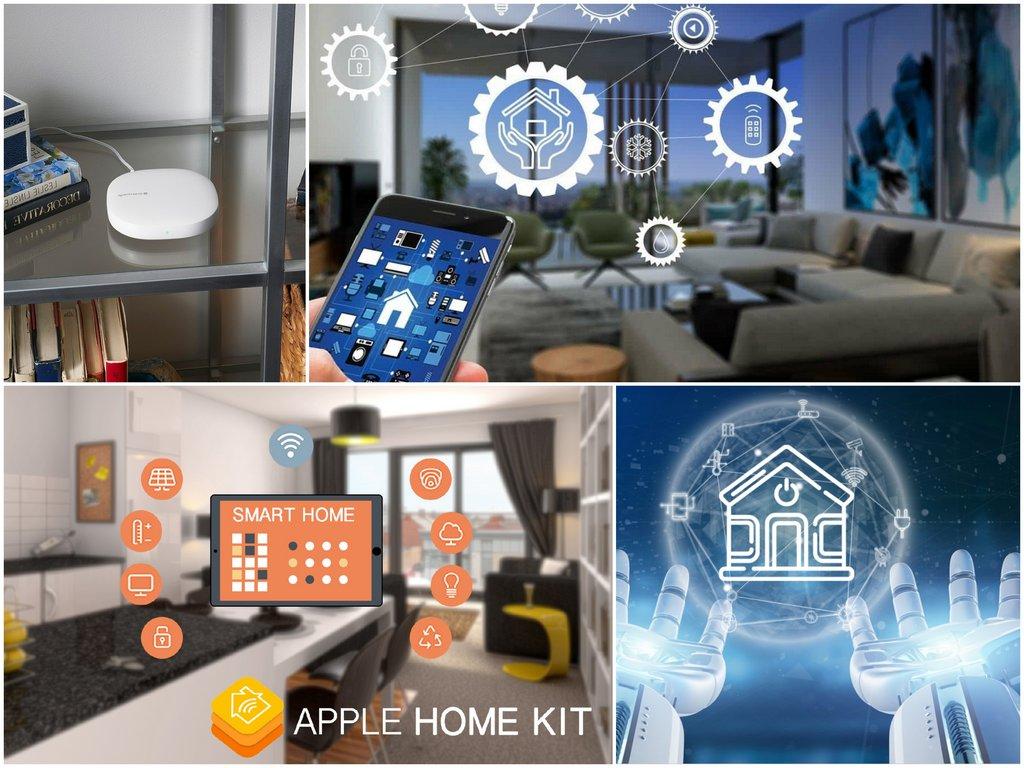 Основные преимущества умного дома