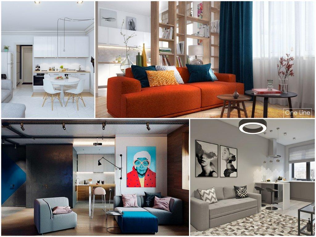 Визуальные и практические функции дивана
