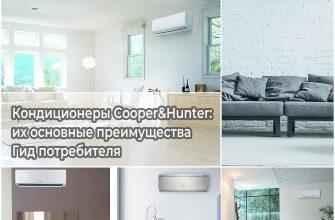 Кондиционеры Cooper&Hunter основные преимущества - Гид потребителя
