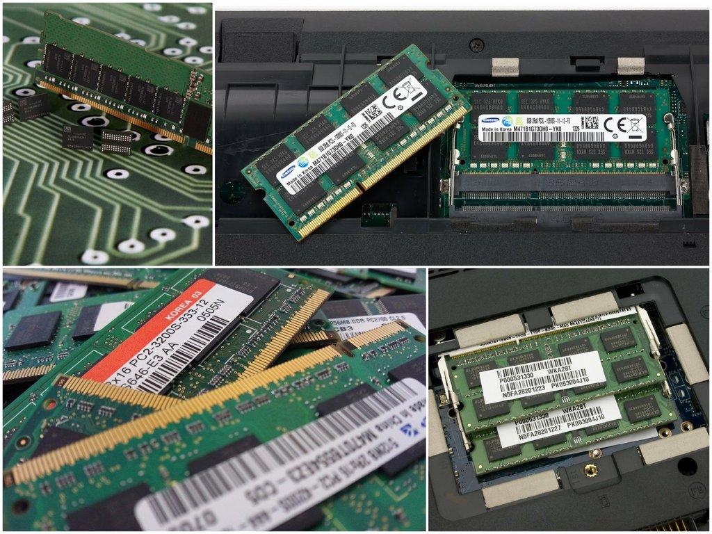 Общая терминология RAM