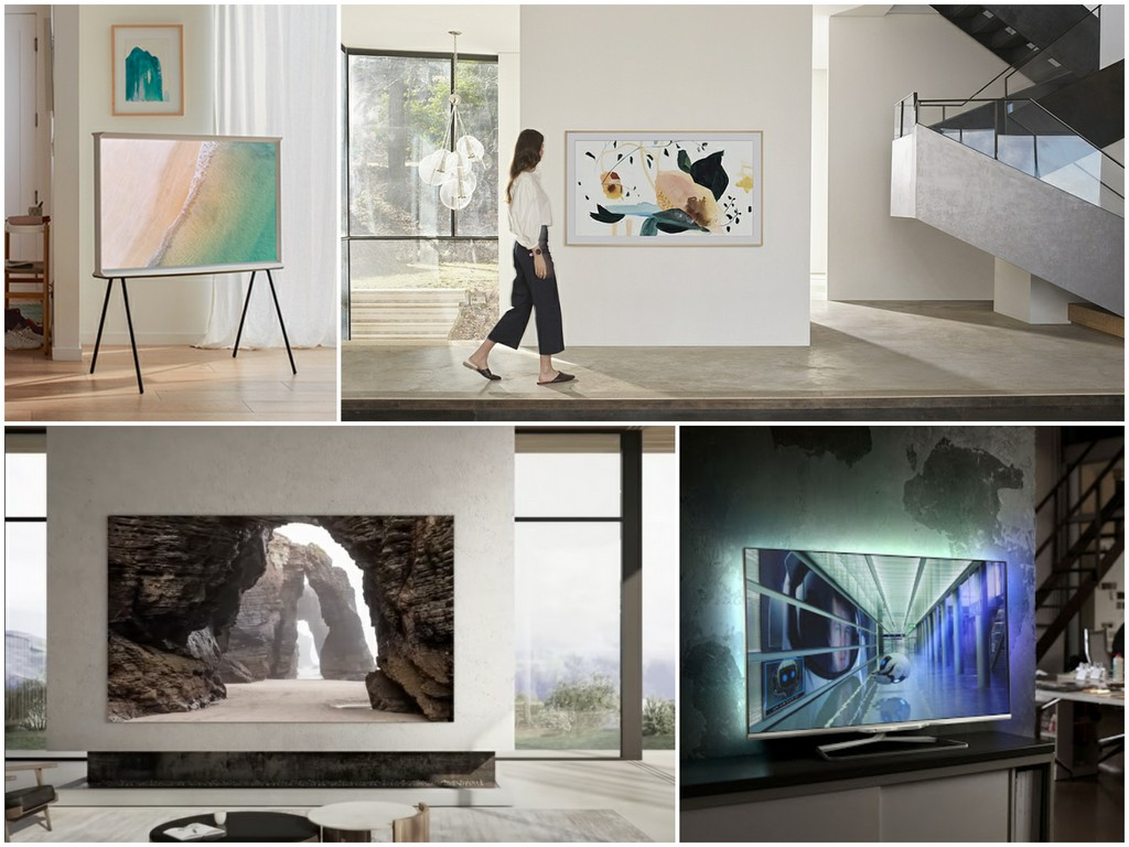 Дизайнерский или обычный, какой телевизор лучше выбрать для дома 3