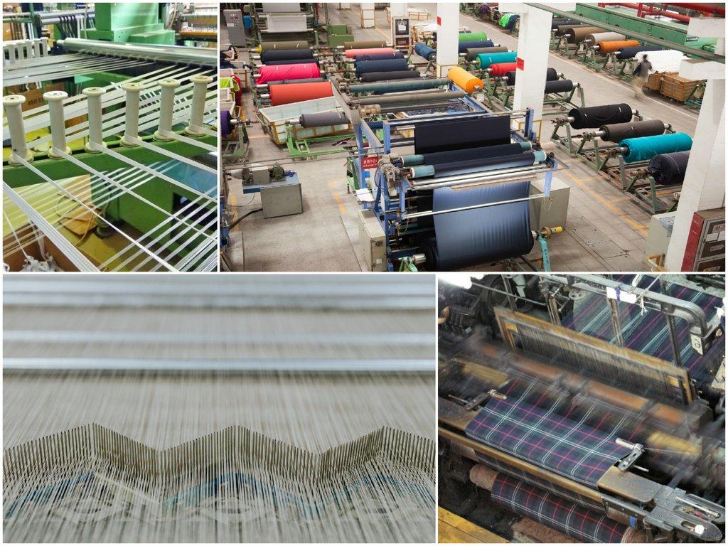 Как организовать текстильное производство