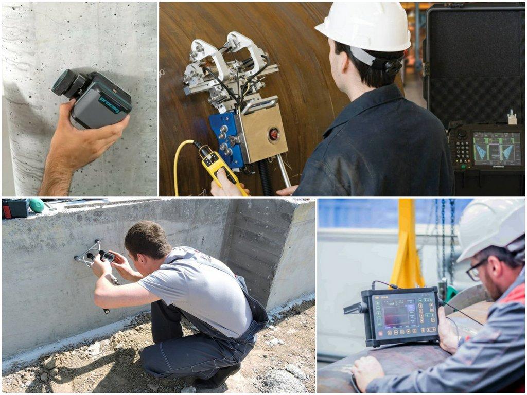 Методы контроля в строительстве