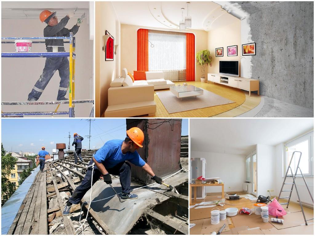 Привлекаемые организации при капитальном ремонте