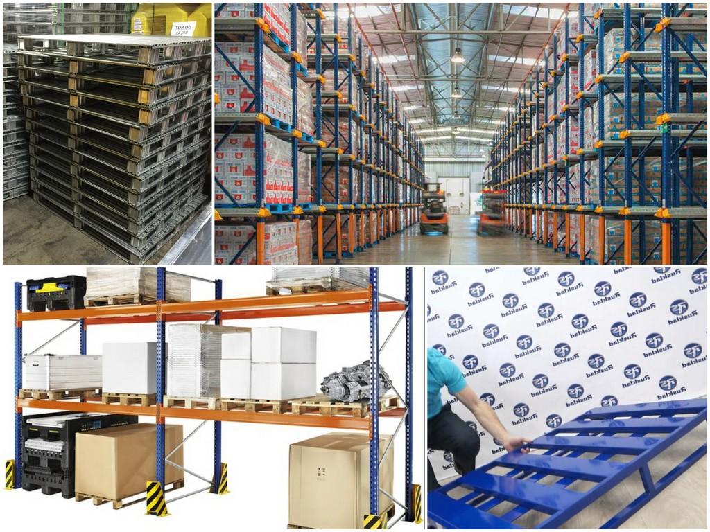 Разновидности складского оборудования