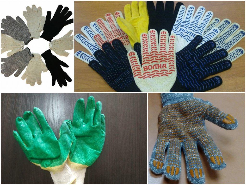 Состав пряжи хб перчаток