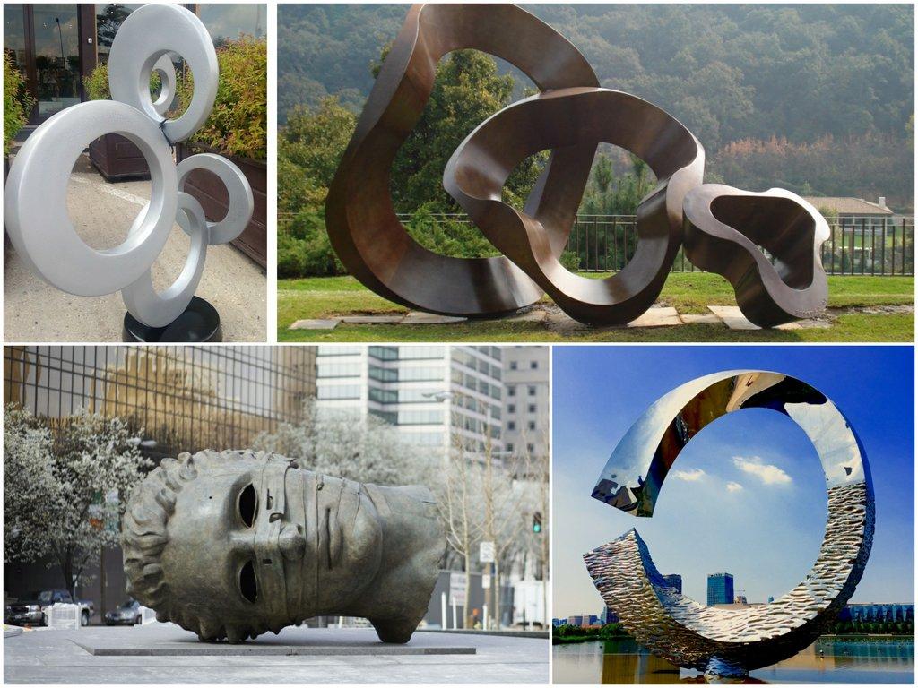Почему выбирают скульптуры из стеклопластика