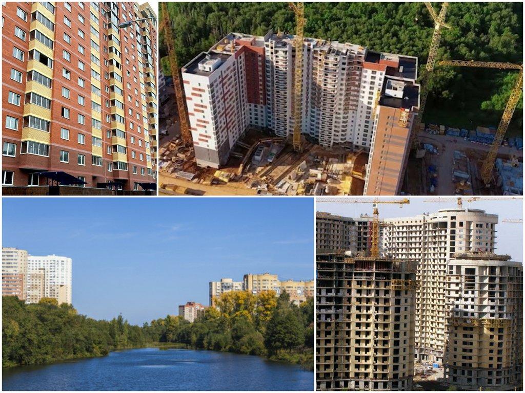 Рынок объектов недвижимости Подмосковья