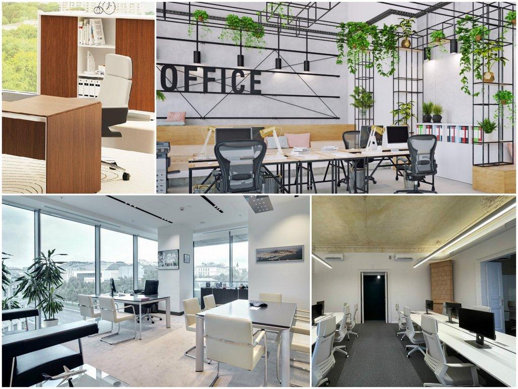 Выбираем стиль офисной мебели