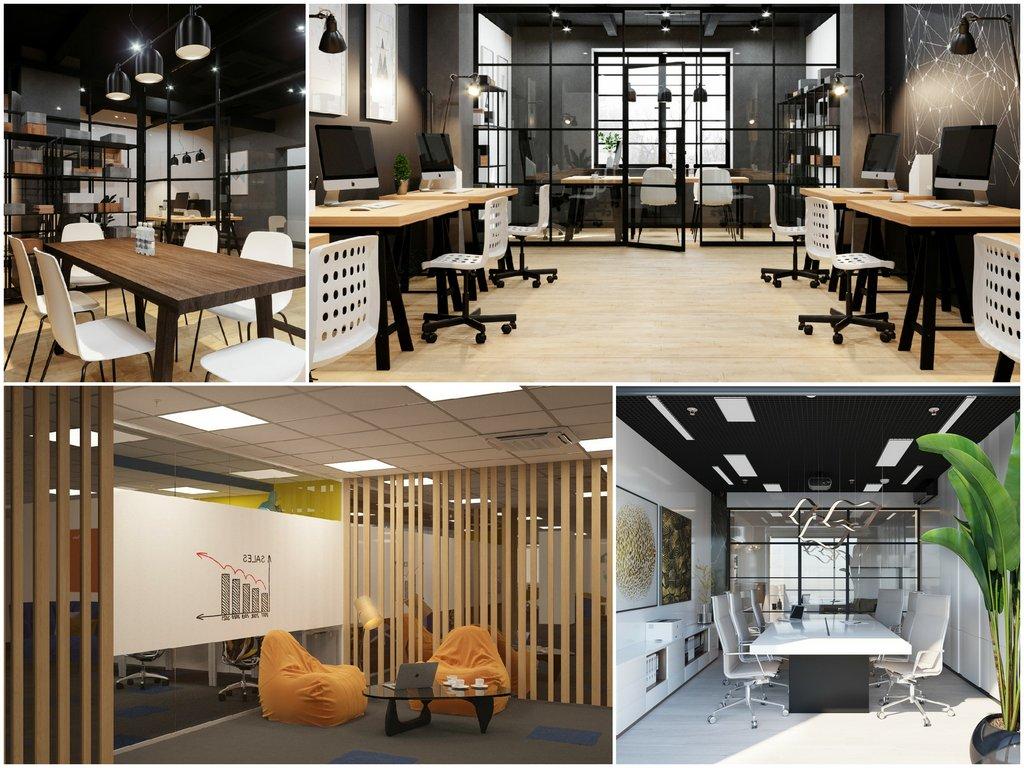 Что же предлагают дизайнеры офисной мебели