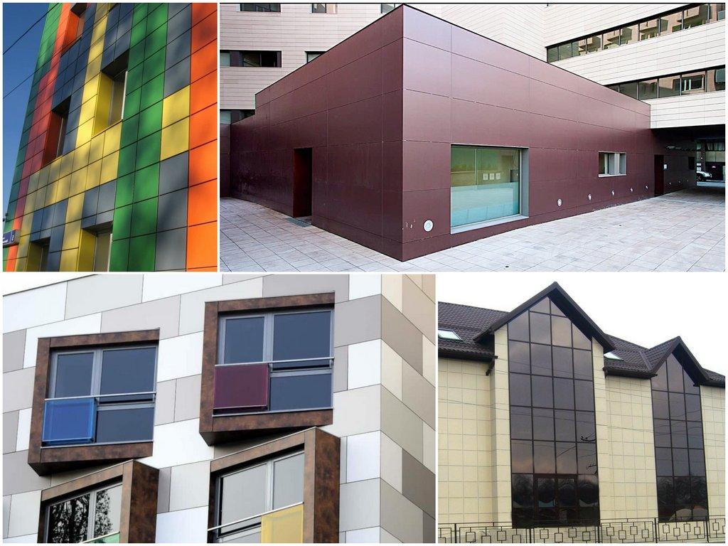 Для чего нужны вентилируемые фасады зданий