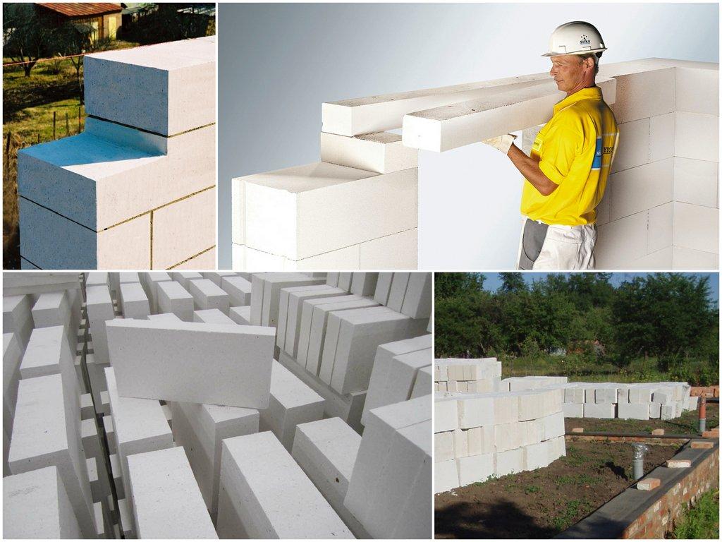 Газосиликатные блоки - процесс производства стройматериала