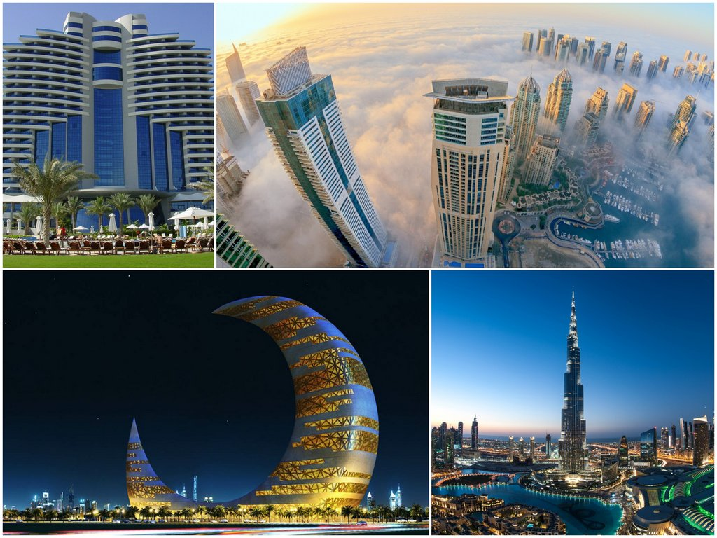 Плюсы проживания в ОАЭ