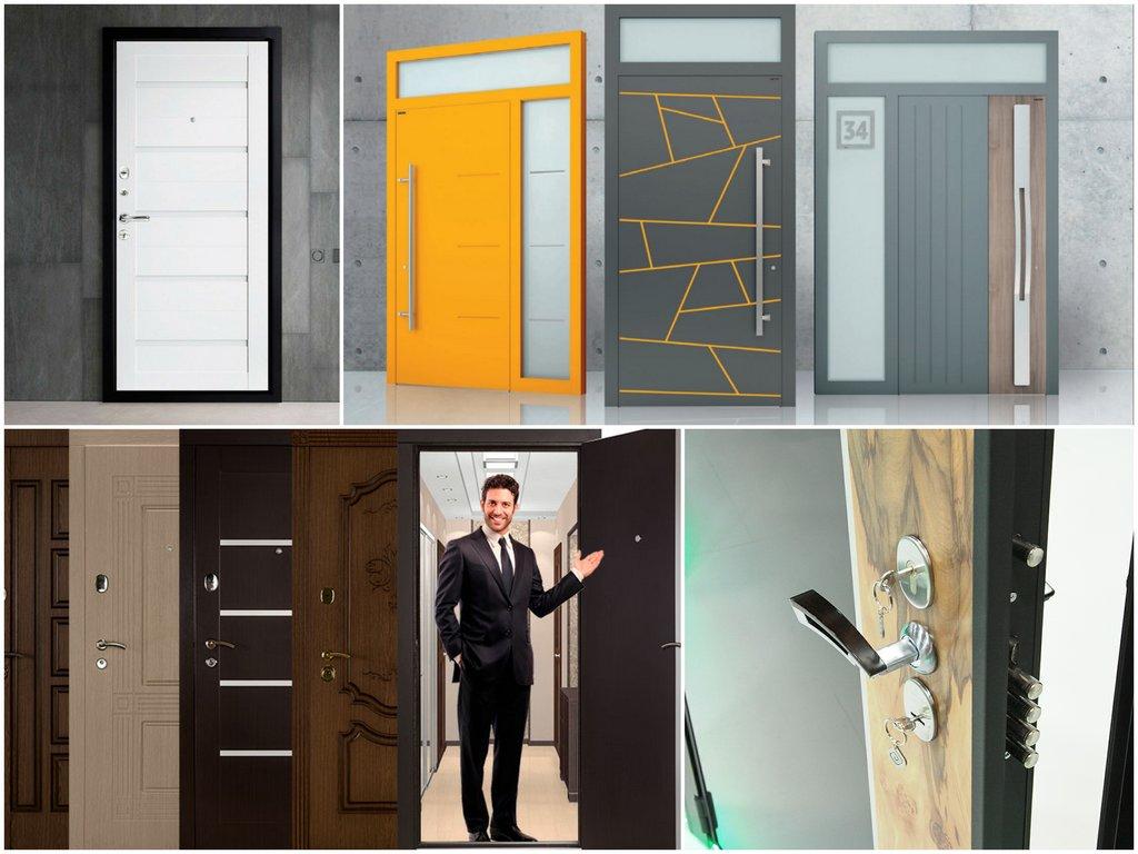 Преимущества качественных входных дверей
