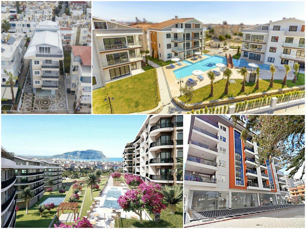 Каковы цены на квартиры в Алании?