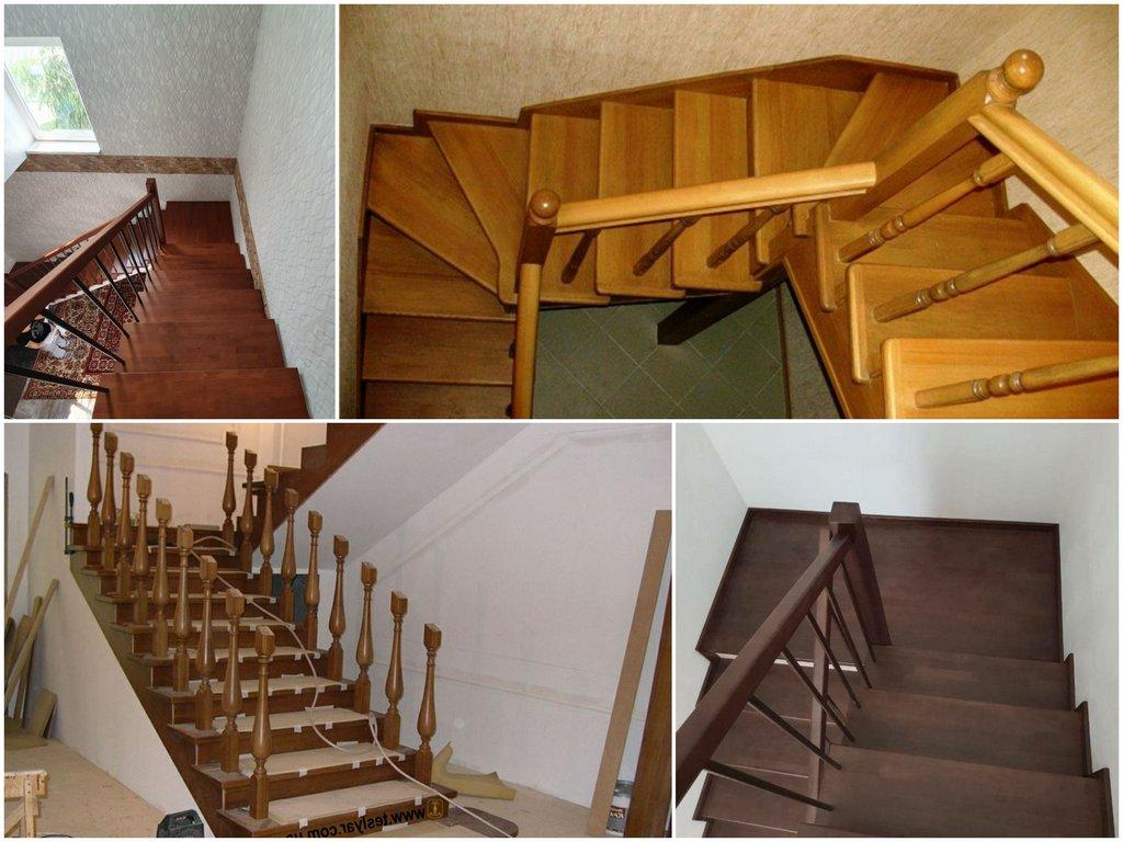 Аксессуары для поворотной лестницы