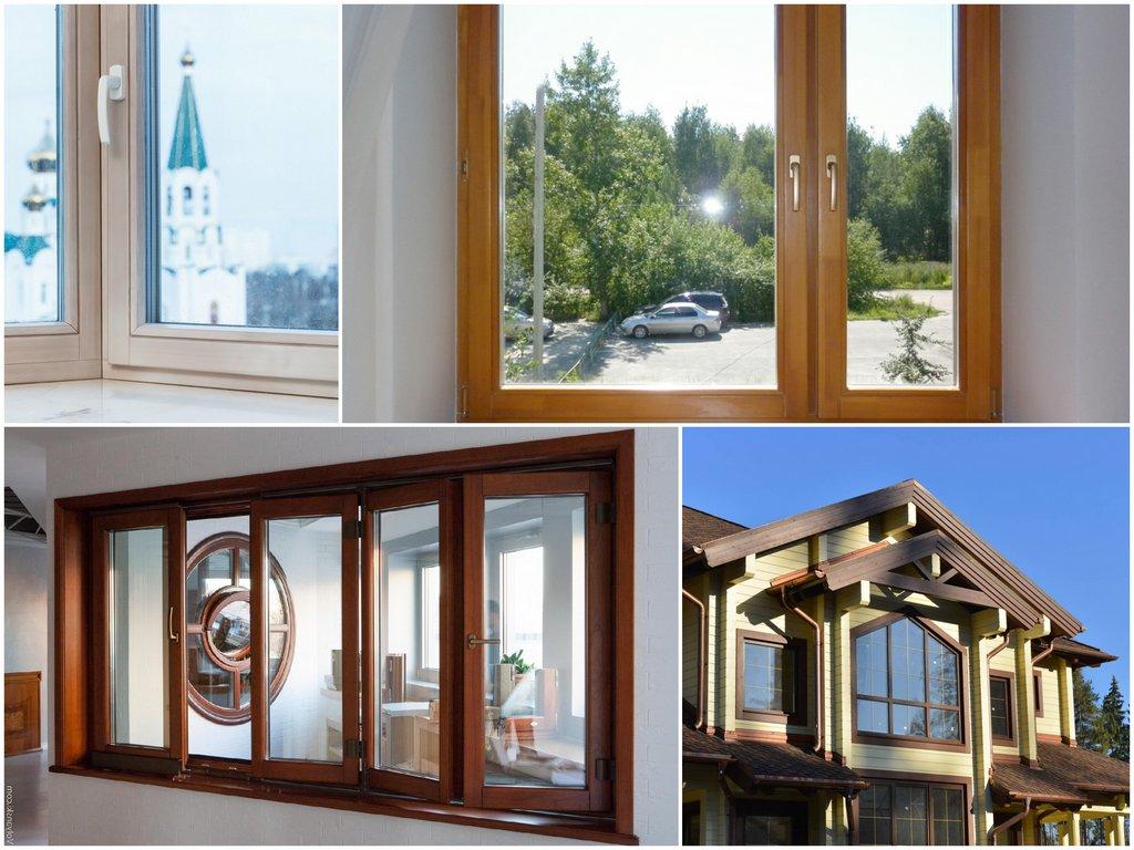 Деревянные окна на заказ – лучшее решение