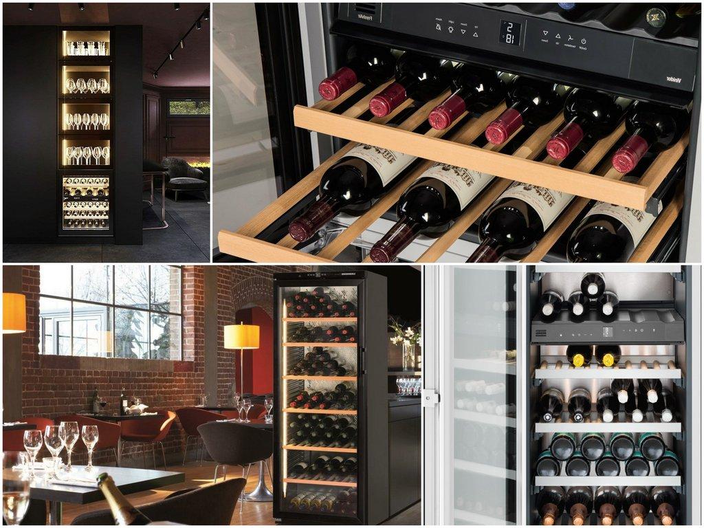 Каких производителей винных шкафов выбрать в 2022 году