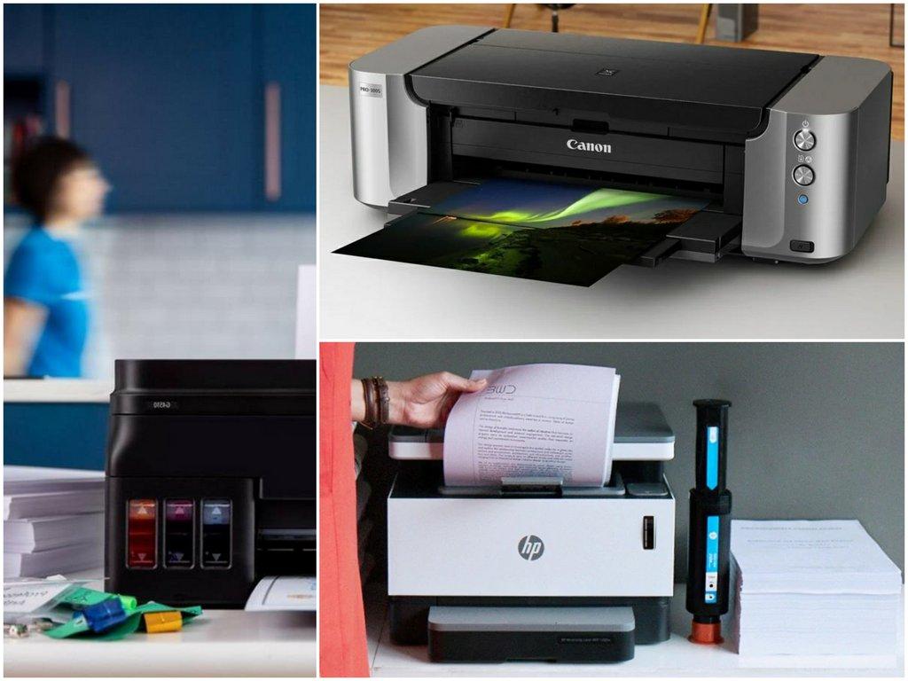 Лазерные версии принтеров