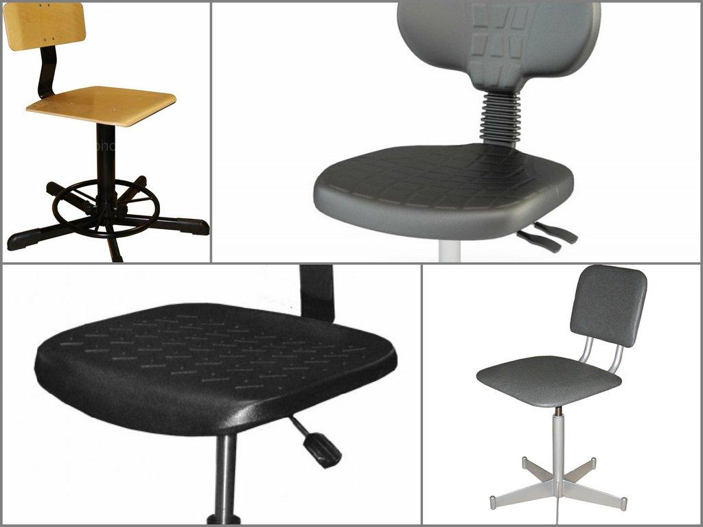 Плюсы промышленных стульев