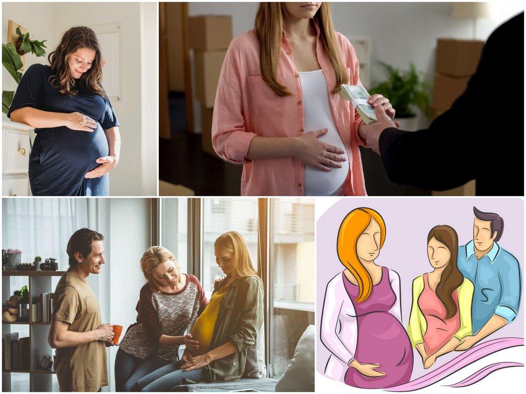 Положительные стороны суррогатного материнства